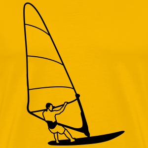 windsurfer T-Shirts - Men's Premium T-Shirt