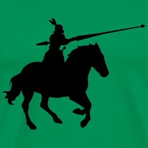 knight T-Shirts - Men's Premium T-Shirt