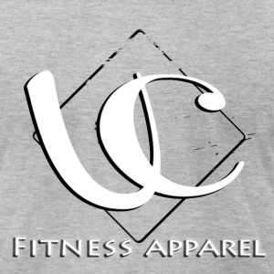 UC Fitness Apparel Logo Tee - Men's T-Shirt by American Apparel