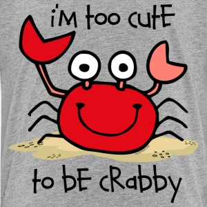 Too Cute Crab Baby & Toddler Shirts - Toddler Premium T-Shirt