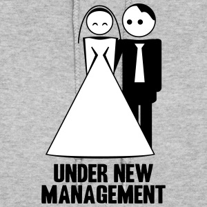 under new management 2c Hoodies - Women's Hoodie