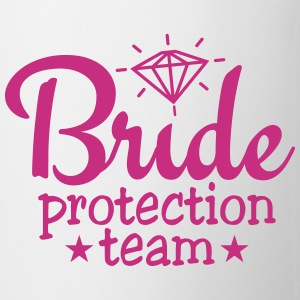 bride protection team 1c Mugs & Drinkware - Coffee/Tea Mug