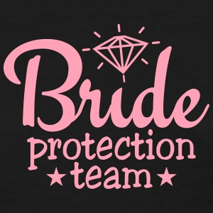 bride protection team 1c T-Shirts - Women's T-Shirt