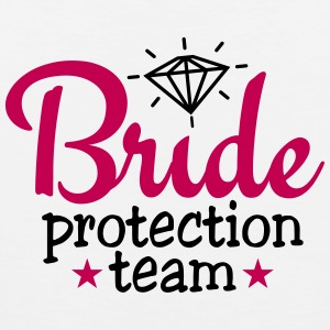 bride protection team 2c Sportswear - Men's Premium Tank