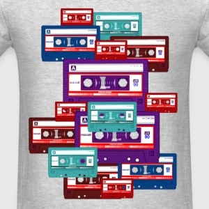 Mix Tape Mix - Men's T-Shirt