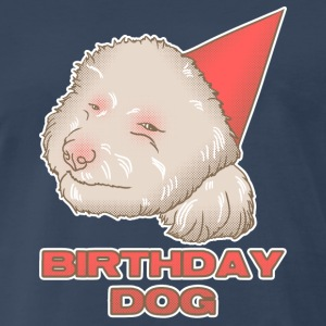 Birthday Dog - Men's Premium T-Shirt