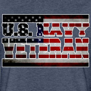 veteran-white.png T-Shirts - Fitted Cotton/Poly T-Shirt by Next Level