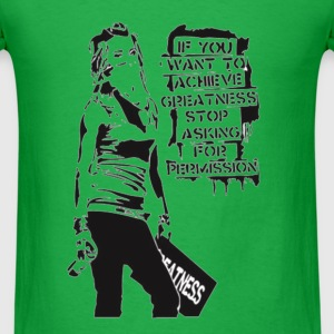 If you wanna... T-Shirts - Men's T-Shirt