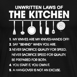 The Kitchen Shirt - Men's Premium T-Shirt