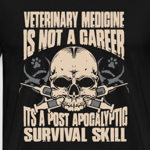 Veterinary Medicine Shirt - Men's Premium T-Shirt