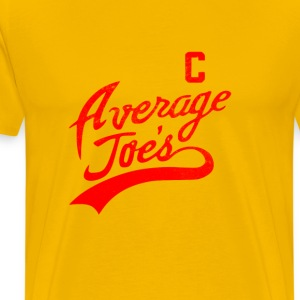 Average Joes Captain - Men's Premium T-Shirt