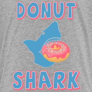 Donut shark Baby & Toddler Shirts - Toddler Premium T-Shirt