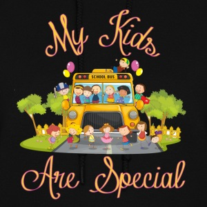 Bus Driver My kids are special - Women's Hoodie
