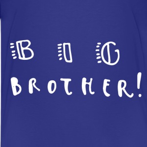 Big Brother Boy's T Shirt - Kids' Premium T-Shirt