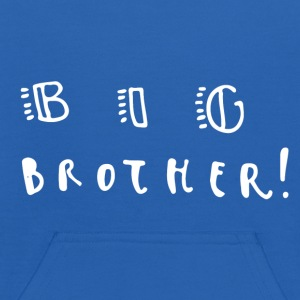 Big Brother Boy's Hoodie - Kids' Hoodie