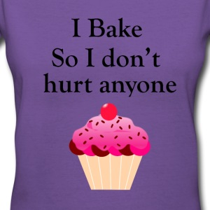 Baker - Women's V-Neck T-Shirt