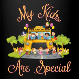 Bus Driver My kids are special - Full Color Mug