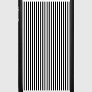 striped phone case - iPhone 6/6s Rubber Case