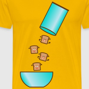 cereal T-Shirts - Men's Premium T-Shirt