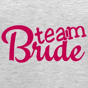team bride 1c Tanks - Women's Premium Tank Top