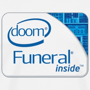 Doom - Funeral Inside T-Shirts - Men's Premium T-Shirt