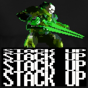Halo 5 Stack up Tee - Men's Premium T-Shirt