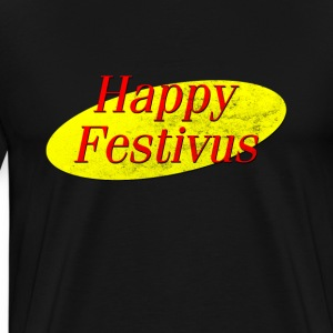 Happy Festivus - Men's Premium T-Shirt