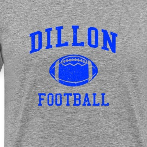 Dillon Football - Men's Premium T-Shirt