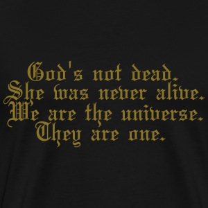 They are one. - Men's Premium T-Shirt