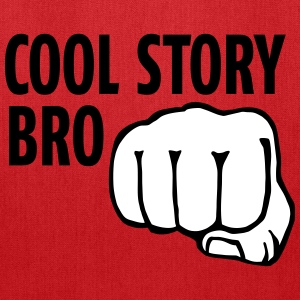 cool story bro 2c Bags & backpacks - Tote Bag