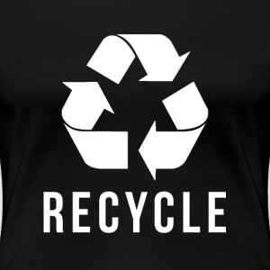 RECYCLE T-Shirts - Women's Premium T-Shirt