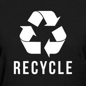 RECYCLE T-Shirts - Women's T-Shirt