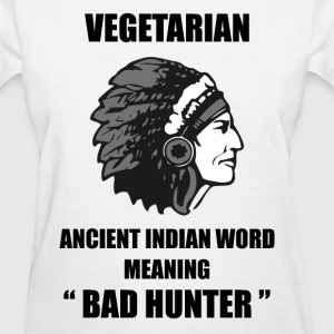 Vegetarian - Women's T-Shirt