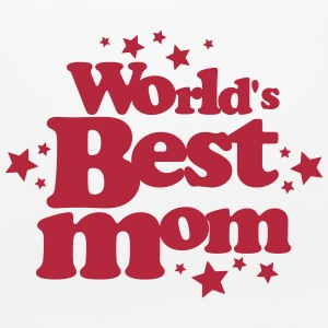 world's best mom Other - Mouse pad Horizontal