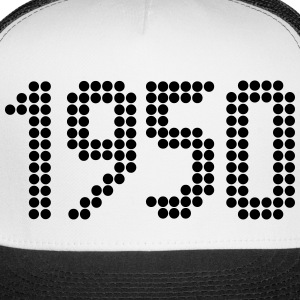 1950, Numbers, Year, Year Of Birth Sportswear - Trucker Cap
