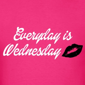 Wednesday Wear - Men's T-Shirt