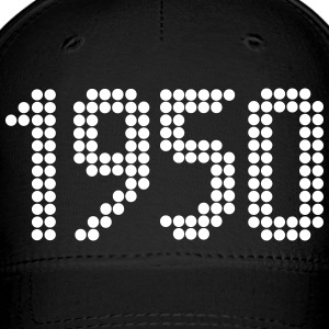 1950, Numbers, Year, Year Of Birth Sportswear - Baseball Cap