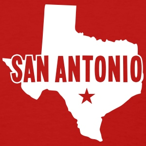San Antonio, TX - Women's T-Shirt