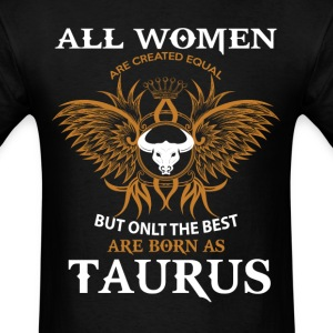 Taurus Women T-Shirts - Men's T-Shirt