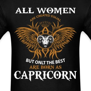 Capricorn Woman T-Shirts - Men's T-Shirt