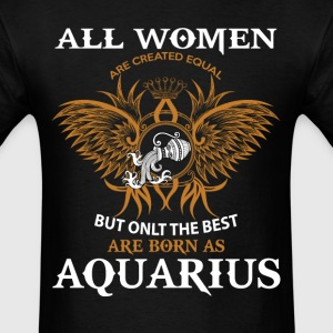 Aquarius Woman T-Shirts - Men's T-Shirt