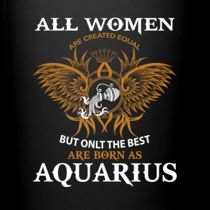 Aquarius Woman Mugs & Drinkware - Full Color Mug