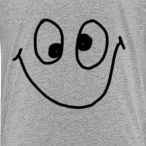 smiley Kids' Shirts - Kids' Premium T-Shirt