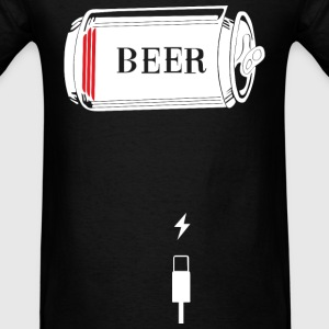 Men Need Beer - Men's T-Shirt