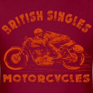 british motor T-Shirts - Men's T-Shirt