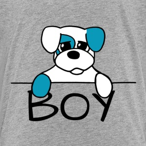 Doggy Boy - Toddler Premium T-Shirt