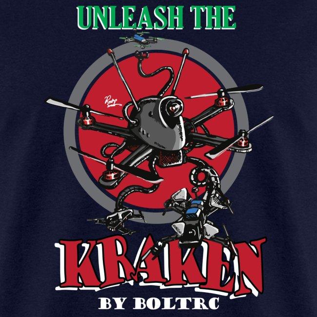 Unleash the Kraken v2 - BoltRC (mens)