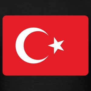 TURKEY FLAG T-Shirts - Men's T-Shirt