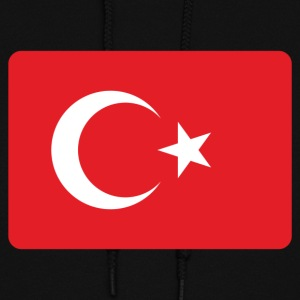 TURKEY FLAG Hoodies - Women's Hoodie