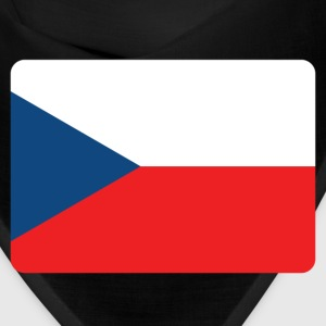 CZECH REPUBLIC FLAG Caps - Bandana